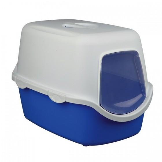 Vico kattentoilet blauw