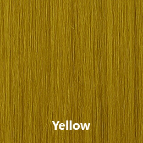 Flip-In Hair Lite Yellow