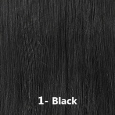 Flip-In Hair 1 Black