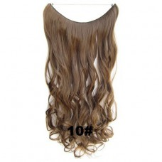 Wire hair wavy 10#