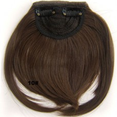 Pony hairextension clip in bruin - 10#