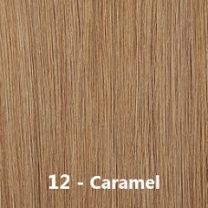 Flip-In Hair 12 Caramel
