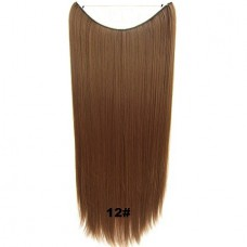 Wire hair straight 12#