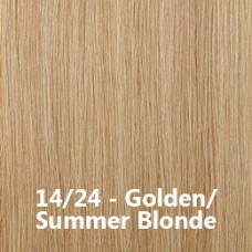 Flip-In Hair 14/24 Golden Blonde/Summer Blonde