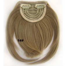 Pony hairextension clip in blond - 14#