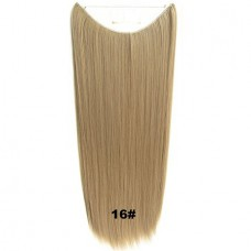 Wire hair straight 16#