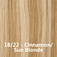 Flip-In Hair 18/22 Cinnamon/Sun Blonde