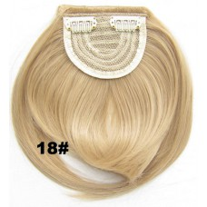 Pony hairextension clip in blond - 18#