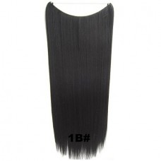Wire hair straight 1B#