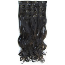 Clip in 7 set wavy 1B#