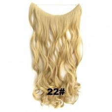 Wire hair wavy 22#