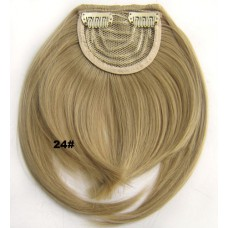 Pony hairextension clip in blond - 24#