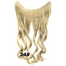 Wire hair wavy 24#