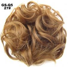 Haar Wrap rood-blond 27#
