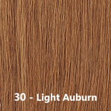Flip-In Hair 30 Light Auburn