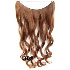 Wire hair wavy 30#