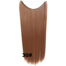 Wire hair straight 30#