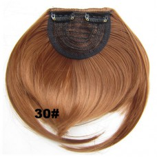 Pony hairextension clip in blond - 30#