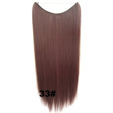 Wire hair straight 33#