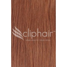 Remy Human Hair Highlights rood 33#