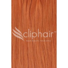 Remy Human Hair Highlights rood 350#