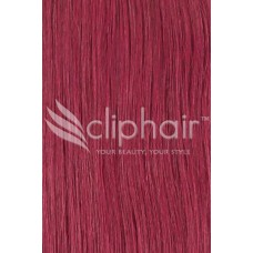 Remy Human Hair Highlights rood 530#