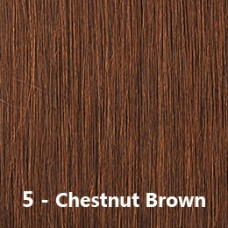 Flip-In Hair 5 Chestnut Brown