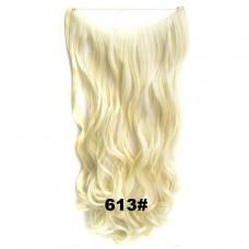 Brazilian Wavy Wire Hair 613#