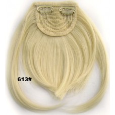 Pony hairextension clip in blond - 613#