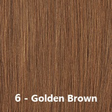 Flip-In Hair Lite 6 Golden Brown