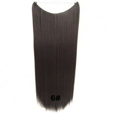 Wire hair straight 6#