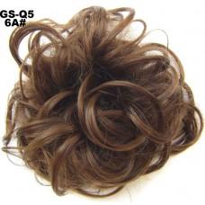 Haar Wrap bruin 6A#