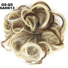 Haar Wrap bruin/blond 6A/613#