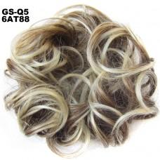 Haar Wrap bruin/blond 6AT88#