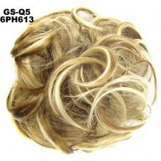 Haar Wrap bruin/blond 6P/613#