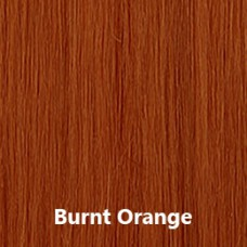Flip-In Hair Burnt Orange