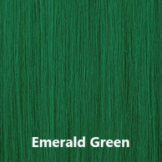 Flip-In Hair Pasoday Ponytail - Emerald Green