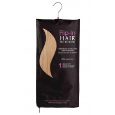 Flip-In Hair 14 Golden Blonde