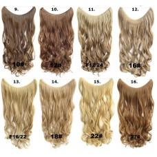 2. Brazilian Wavy Wire Hair