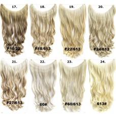 3. Brazilian Wavy Wire Hair