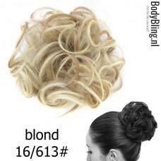 Haar Wrap blond 16/613#