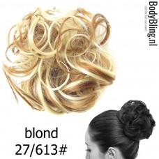 Haar Wrap blond 27/613#