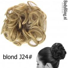 Haar Wrap blond J24#