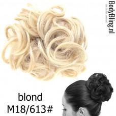 Haar Wrap blond M18/613#