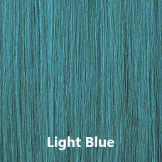 Flip-In Hair Lite Light Blue