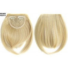 Pony hairextension clip in blond - M22/613#