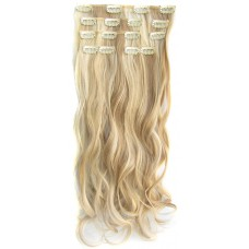 Clip in 7 set wavy P16/613