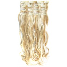 Clip in 7 set wavy P18/613