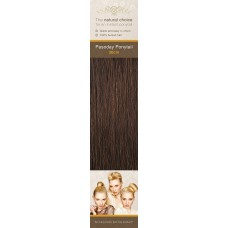 Flip-In Hair Pasoday Ponytail - 4 Rich Brown