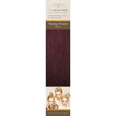 Flip-In Hair Pasoday Ponytail - 99 Burgundy